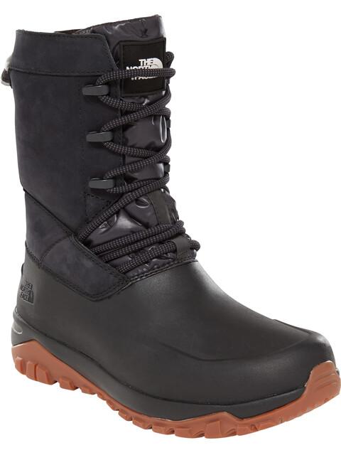 The North Face W's Yukiona Mid Boot TNF Black/TNF Black